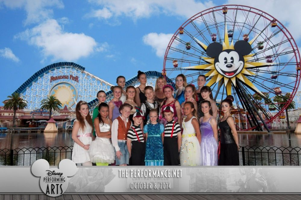 Join our Disney Tour Troupe