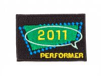 Performer Badge